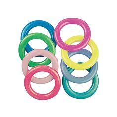 Cane Rack Rings - OrientalTrading.com $14.00 for 48