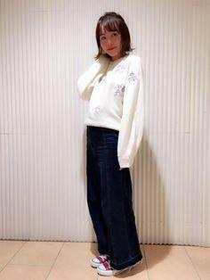 【池袋店】♡カワイイ刺繍にっと♡