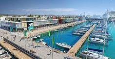 Luxury Marina of ancient Cypriot city | Scott Brownrigg