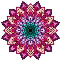 Mandala Art Lesson, Mandala Artwork, Mandala Print, Mandala Drawing, Coloring Apps, Coloring Books, Colorful Drawings, Art Drawings, Mandala Coloring Pages
