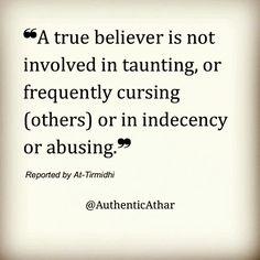 A true #believer