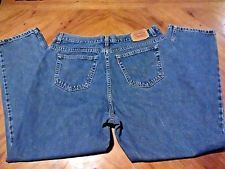 LEVIS 550 Relaxed Tapered HIGH WAISTED MOM Jeans Size 18M W38 L31 VTG 90's