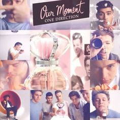 "One Direction ""Our moment"""