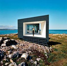 Fogo Island Artist Studio, Newfoundland | Miles & Miles
