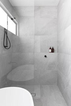 The Truth About Mitres — Zephyr + Stone Minimalist Bathroom, Modern Bathroom, Small Bathroom, Beach House Bathroom, Laundry In Bathroom, Bathroom Styling, Bathroom Interior Design, Small Cottage Interiors, Upstairs Bathrooms