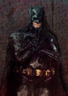 Batman by Chema Mans