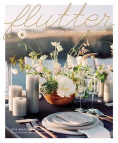 Friends... we are over the moon excited to introduce and show off our heart-fluttering #FlutterMagIssue11 cover captured by @amandaweiphoto. Issue 11 marks our first annual small gatherings and refined craft edition -- featuring intimate weddings and affairs, seasonal entertaining, hostess bits + tips, recipes, and the sheer simplicity of togetherness. 💕 Pre-order is now available online [link in profile] and copies will be at #barnesandnoble and independent retailers starting September 19!