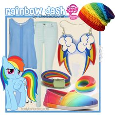 """Rainbow Dash 