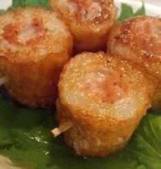 簡単すぐできる!ちくわの鮭マヨ詰め お弁当に!あてに!