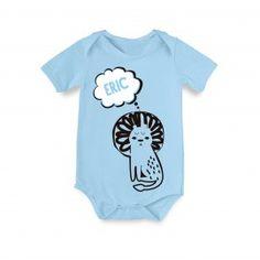 Body Bebé Personalizado León