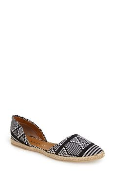 Kaanas 'Tahiti' d'Orsay Espadrille (Women) available at #Nordstrom
