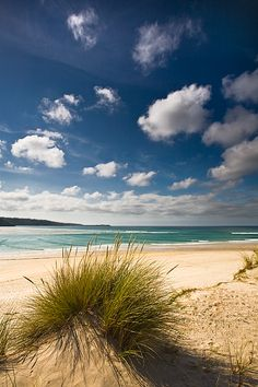 Gwithian Towans - Hayle, by Scott Harrower Places In Cornwall, Devon And Cornwall, Cornwall England, Hayle Cornwall, England Uk, Cornish Beaches, British Beaches, St Just, Le Far West