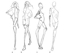 http://www.dummies.com/how-to/content/the-four-fashion-views-in-fashion-drawing.html