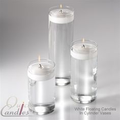 Cheap floating candles in bulk by Quick Candles. We offer wholesale pricing on floating candles. Our floating candles sold by the case. Floating Candle Holders, Floating Candles, Candle Set, Votive Candles, Flower Centerpieces, Wedding Centerpieces, Centerpiece Ideas, Vase Fillers, Wedding Table Settings