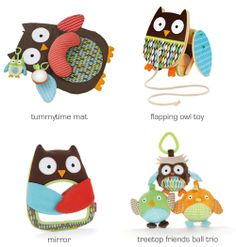 My Owl Barn: New Products by Skip Hop