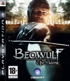 BEOWULF  -  The story begins with Beowulf racing on a beach with a fellow Thane. On the beach they slay crabs and then Beowulf races with the Thane in the sea, where he is attacked by a sea serpent. He fights the serpent on a small rock structure but is defeated and thrown into the water; there, Grendel's mother appears and says he is her new hero, and grants him power. Beowulf defeats the sea serpent with his newfound power and returns to the beach where he was racing with the Thane.