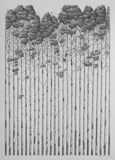 Michael Amery | Trees-by-man---33