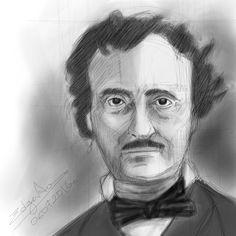 Edgar Allan Poe. 06092016.