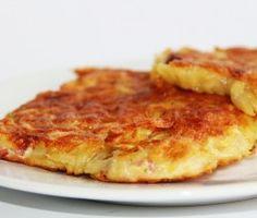 Frittata croccante di patate
