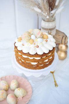 Caketime by Tamaris: Möhren- Nakedcake Cakepops, Carrot Cakes, Vanilla Cake, Carrots, Desserts, Blog, Carrot, Cake Ideas, Dessert Ideas