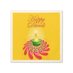 50 beautiful diwali greeting cards design and happy diwali wishes beautiful yellow diwali lamp standard cocktail napkin m4hsunfo