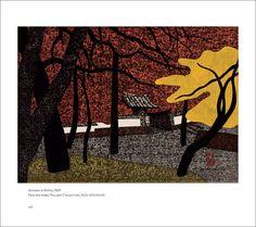 Autumn in Kyoto  from Masterful Images: The Art of Kiyoshi Saito
