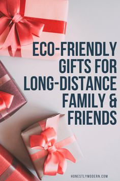 Looking for the perfect gift for long-distance family and friends even if you can't visit them? Check out this list of eco-friendly gifts that are great for mom, dad, a grandparent, or anyone who could use a little love. Massage Gift Certificate, Fair Trade Chocolate, Baby Succulents, Homemade Bath Bombs, Long Distance Gifts, Sustainable Gifts, Gifts For Your Mom, Grandparent, Zero Waste