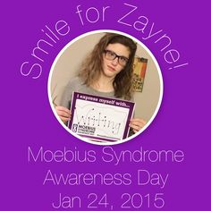Moebius Syndrome Awareness Day 2015