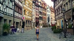 Bavarian Houses (Nuremberg)