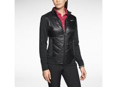 Nike Thermal Mapping Women's Golf Jacket - $140