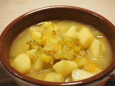 Zupa ogórkowa – Pani Doktor gotuje