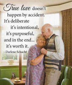 Cute! True Love Quote