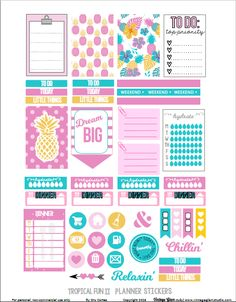 Hello planner peeps ! This second set with the new planner stickers layout spread for the Happy Planner will feature new sticker designs and a completely new layout. There are two pages for you to access below. There are some familiar functional designs as well as new stickers. As in my last freebie, It's basically … … Continue reading →