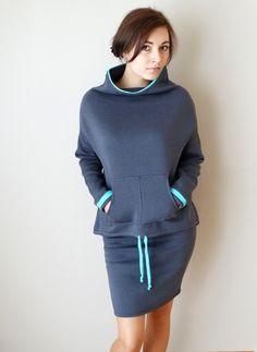 Sumisura bluza + spódnica ołówkowa  2014/2015 w Sumisura producent  na DaWanda.com