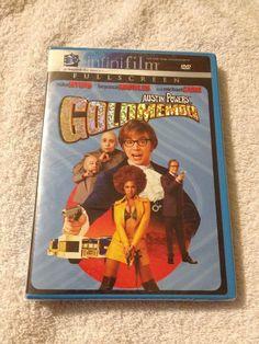 Austin Powers Goldmember DVD Full Screen New   eBay