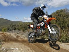 KTM 690 Enduro R. You can say that I'm a dreamer...