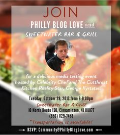 You're Invited! Philly Blog Love   Friends Happy Hour!