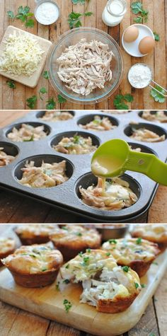 57 Ideas for breakfast cups recipe muffin tins mini quiches Best Breakfast, Breakfast Recipes, Breakfast Muffin Tins, Muffin Pan Recipes, Muffin Tin Meals, Muffin Tin Quiche, Eggs In Muffin Tin, Muffin Cups, Easy Dinner Recipes