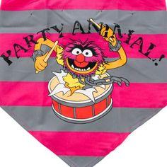 "Disney® ""Party Animal"" Bandana | Bandanas, Bows & Eyewear | PetSmart"