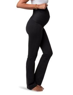 Ingrid & Isabel Women's Everywear Pant Ingrid & Isabel. $49.99. Machine wash cold with like colors; Delicate cycle Color-safe bleach only; Line dry; No iron. Knit blend fabric. Wear throughout and after pregnancy; Hugs your growing belly; Knit blend fabric stretches and recovers; Fabric won?t pill, fade or lose its elasticity. Designed to accommodate a changing body; Versatile Everywear belly panel. Nylon, Spandex. Made in USA
