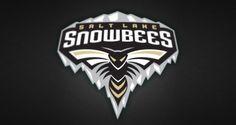 Salt Lake SnowBees #logo | American Sport Theme Logo