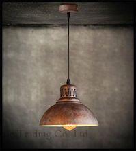Edison bulbs included 110V 120V 220V 240V industrial vintage retro pendant lights for pub bar restaurant dining room lighting(China (Mainland))