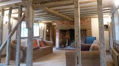 flagstone oak beams - Google Search
