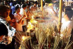 Wesak Day Festival in Malaysia