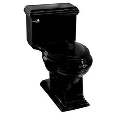 WC Ceramic Toilet Bathroom Corner Toilet Black - Plumbing ...