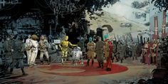 ILM Art Challenge: Mario Alberti