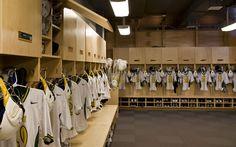 Interiors – Men's Soccer & Lacrosse Locker Rooms | TruexCullins Architecture + Interior Design