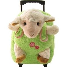 Animal backpacks are children's favorite kind of backpacks!  Little kids love to carry their favorite stuffed animals on their back! Animal backpacks...