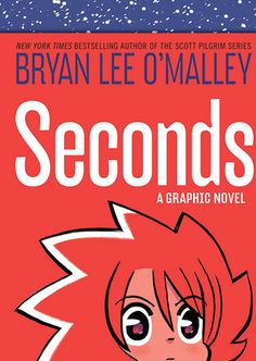4 out of 5 stars for Seconds by Bryan Lee O'Malley