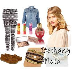 bethany mota's Room Decorating Ideas | Bethany Mota (macbarbie07) - Polyvore